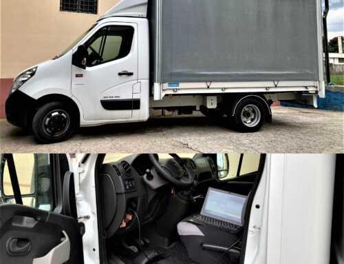 Renault Master 2.3 dci 130cv